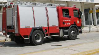 Ηράκλειο: Συναγερμός στο αεροδρόμιο «Καζαντζάκης» λόγω φωτιάς σε αεροπλάνο