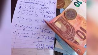 Ρόδος: Τι απαντά ο ιδιοκτήτης του εστιατορίου με τα «χρυσά» αναψυκτικά στην καταγγελία