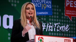 Μήνυμα Γεννηματά: Όσοι επιλέξουν να είναι απόντες διευκολύνουν τον ΣΥΡΙΖΑ