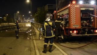 Κυψέλη: Νεκρός ηλικιωμένος άντρας από φωτιά σε μονοκατοικία