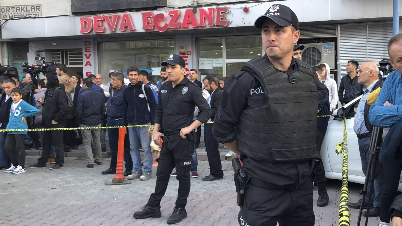 Τουρκία: Τζιχαντιστές σχεδίαζαν τρομοκρατική επίθεση