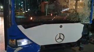 Πάτρα: Λεωφορείο χωρίς... οδηγό έσπειρε τον τρόμο