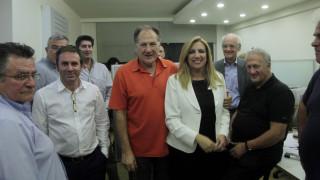 Αποπομπή Βενιζέλου: Η Φώφη Γεννηματά διέβη τον Ρουβίκωνα
