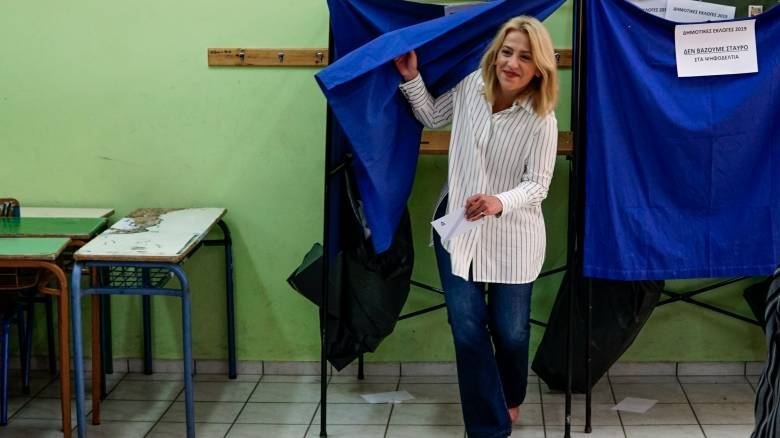 Εκλογές 2019: «Η Αττική έχει ανάγκη από έναν περιφερειάρχη αποτελεσματικότητας» είπε η Δούρου
