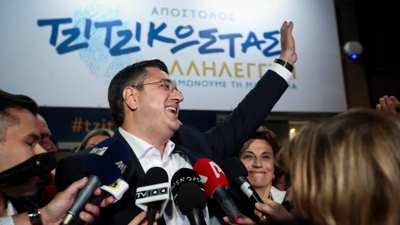 Εκλογές 2019: «Σήμερα συμμετέχουμε, δεν απέχουμε» τόνισε ο Τζιτζικώστας