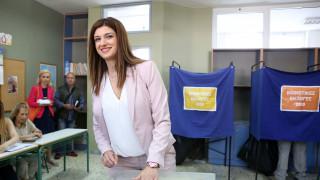 Εκλογές 2019 - Κάλεσμα Νοτοπούλου για μαζική προσέλευση στις κάλπες