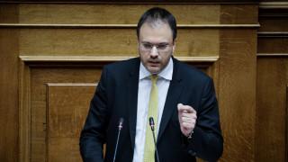 Θεοχαρόπουλος: Σε στρατηγικό αδιέξοδο το Κίνημα Αλλαγής