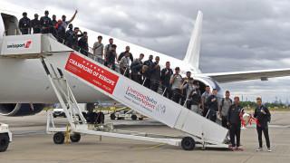 Champions League: Υποδοχή ηρώων για την τροπαιούχο Λίβερπουλ