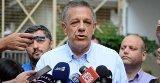 Αποτελέσματα εκλογών 2019: Δυσαρέσκεια στο εκλογικό κέντρο του Νίκου Ταχιάου στη Θεσσαλονίκη
