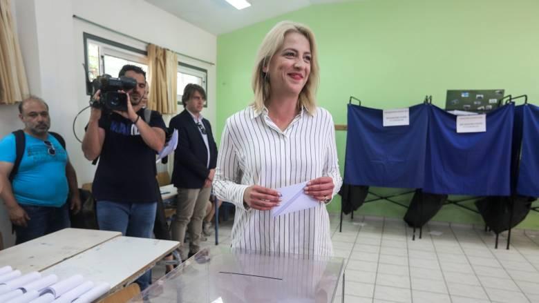 Εκλογές 2019 - Δούρου: Σας ευχαριστώ όλες και όλους που μας αγκαλιάσατε