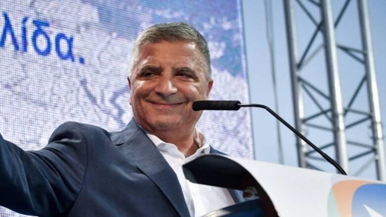 Αποτελέσματα εκλογών 2019: Το πρώτο σχόλιο Πατούλη για την εκλογή του στην Περιφέρεια Αττικής