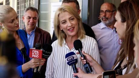 Αποτελέσματα εκλογών 2019-Δούρου: Σταθήκαμε όρθιοι σε πείσμα της εργαλειοποίησης των δύο τραγωδιών