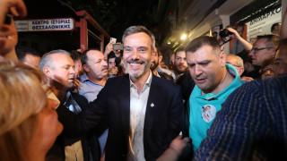 Αποτέλεσμα εκλογών 2019 - Ζέρβας: Σήμερα νίκησε η Θεσσαλονίκη