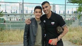 Χοσέ Αντόνιο Ρέγες: «Ραγίζει» καρδιές το αντίο του γιου του μετά το τρομακτικό τροχαίο