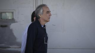 Εξιτήριο από το νοσοκομείο Βόλου πήρε ο Δημήτρης Κουφοντίνας