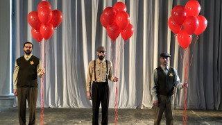 Himmelweg: Μια συγκλονιστική ιστορία από τα ναζιστικά στρατόπεδα συγκέντρωσης, στο Φεστιβάλ Αθηνών