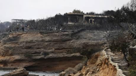 Φωτιά Μάτι: Τα περισσότερα θύματα πέθαναν σε δρόμους και οικόπεδα, αναφέρει νέο πόρισμα