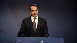 Μητσοτάκης: Αυξημένες οι ευθύνες των ευρωβουλευτών της ΝΔ