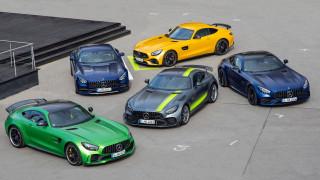 Αυτοκίνητο: Η Mercedes-AMG GT θα γίνει και υβριδική με εντυπωσιακούς 800 ίππους