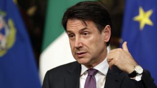 Ιταλία: Απειλεί με παραίτηση ο Κόντε αν δεν τα βρουν Σαλβίνι και Ντι Μάιο