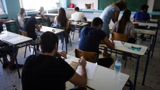 Πανελλήνιες εξετάσεις 2019: Οδηγός επιβίωσης για τους υποψήφιους