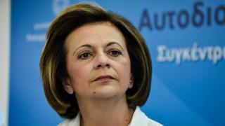 Χρυσοβελώνη: Θα είμαι υποψήφια με τον ΣΥΡΙΖΑ στη Μαγνησία