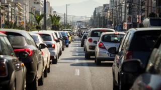 Κυκλοφοριακό χάος: Μεγάλο μποτιλιάρισμα σε Συγγρού, Κηφισό και παραλιακή