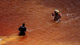Serial killer Κύπρος: Βρέθηκε η τρίτη βαλίτσα στην Κόκκινη Λίμνη