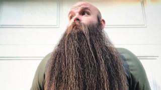 Αυτό είναι το εντυπωσιακότερο μούσι: Ο 32χρονος που έχει να ξυριστεί πέντε χρόνια