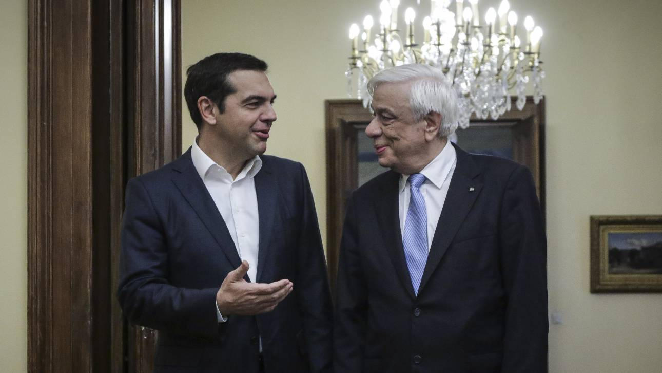 10-13 Ιουνίου ο Αλέξης Τσίπρας στον Πρόεδρο της Δημοκρατίας, λέει ο Νίκος Βούτσης