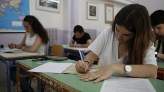 Πανελλήνιες εξετάσεις 2019: Ξεκίνησε η αντίστροφη μέτρηση για την έναρξη - Δείτε το πρόγραμμα
