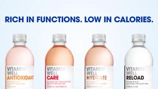 Vitamin Well: το κορυφαίο Vitamin Drink τώρα στην Ελλάδα από τη Foodrinco