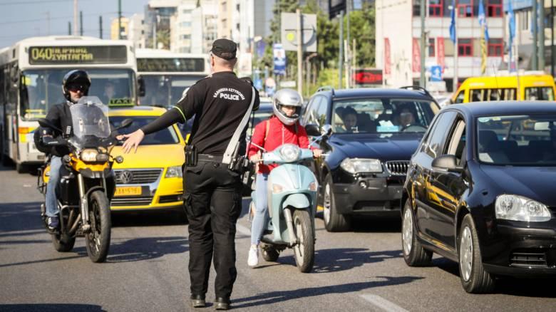 Ταλαιπωρία διαρκείας για τους οδηγούς στη Συγγρού