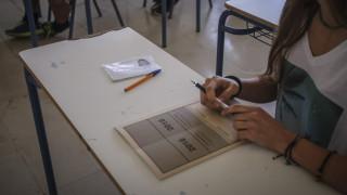 Πανελλήνιες εξετάσεις 2019: Αναρτήθηκαν τα μηχανογραφικά δελτία