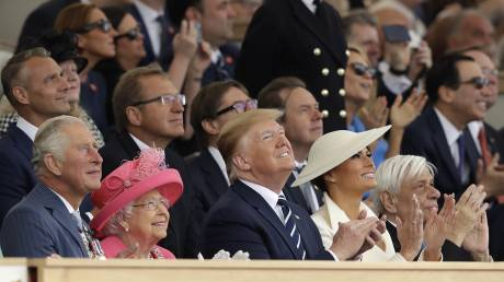 Απόβαση στη Νορμανδία: Δίπλα στους Τραμπ, τη βασίλισσα και τη Μέρκελ ο Παυλόπουλος