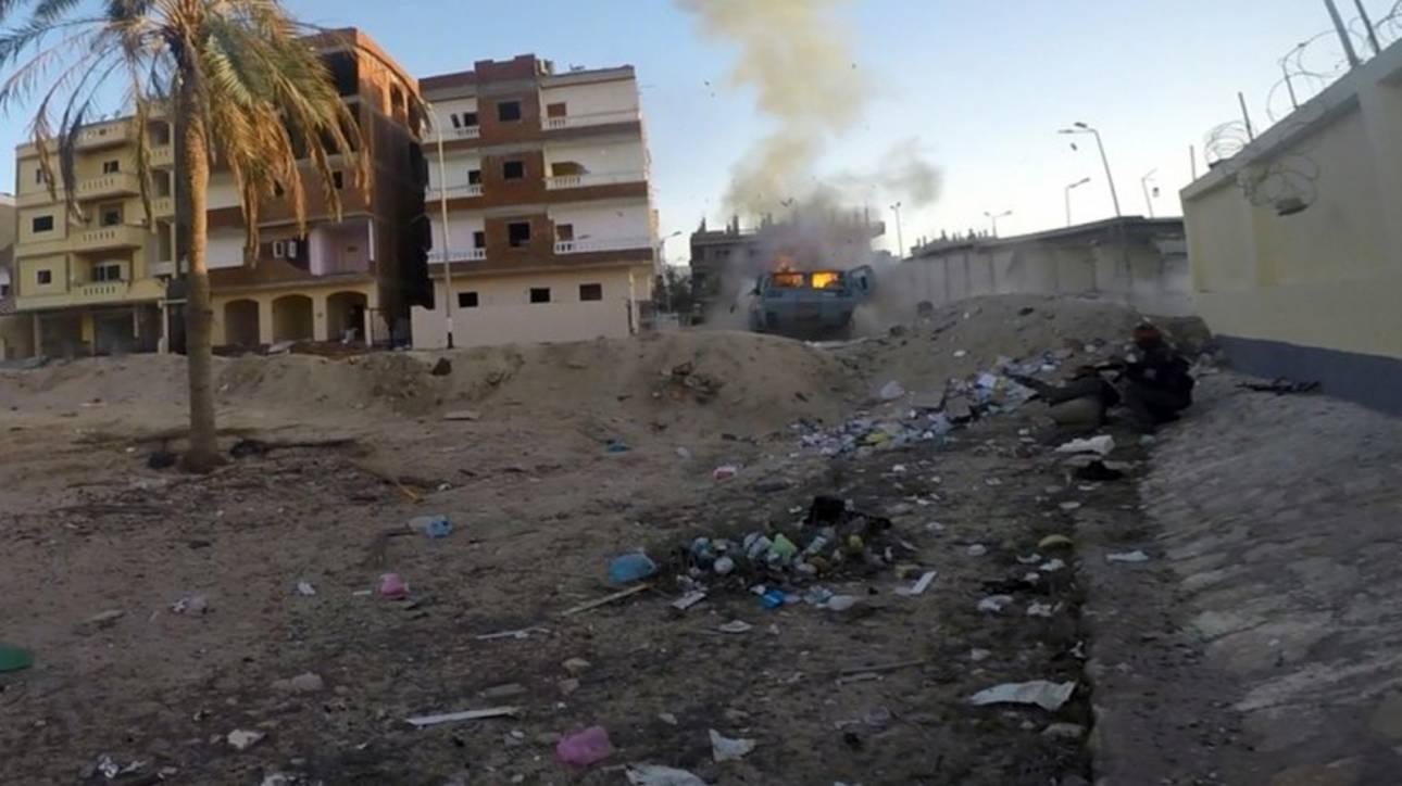 Αίγυπτος: Οκτώ αστυνομικοί νεκροί από την επίθεση ενόπλων στο Σινά