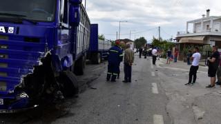 Αργολίδα: Φονική σύγκρουση αγροτικού με φορτηγό - Ένας νεκρός