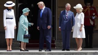Ενθουσιασμένος με τη βασιλική οικογένεια ο Τραμπ: Δεν είπα ποτέ «κακιά» τη Μέγκαν