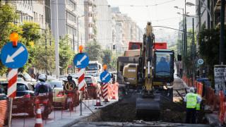 Τι απαντά η περιφέρεια Αττικής για το κυκλοφοριακό χάος στη λεωφόρο Συγγρού