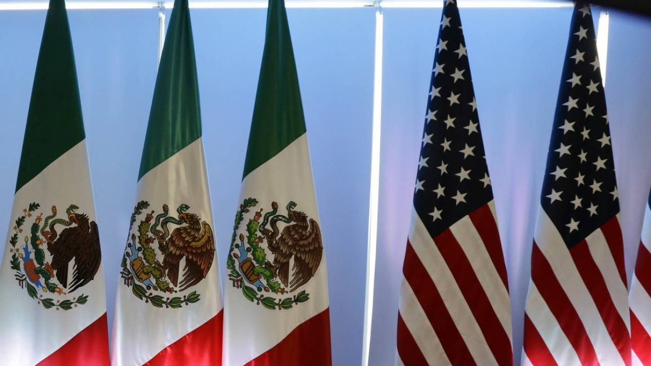 Χωρίς συμφωνία οι διαπραγματεύσεις ΗΠΑ - Μεξικού