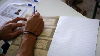 Πανελλήνιες εξετάσεις 2019: Πρεμιέρα για τα ΕΠΑΛ με Νεοελληνική Γλώσσα - Έκθεση