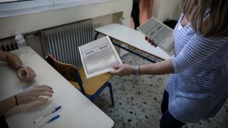 Πανελλήνιες εξετάσεις 2019: Αυτά είναι τα σημερινά θέματα για τους μαθητές των ΕΠΑΛ