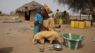 Οι μισοί θάνατοι παιδιών στην Αφρική προκαλούνται από την πείνα