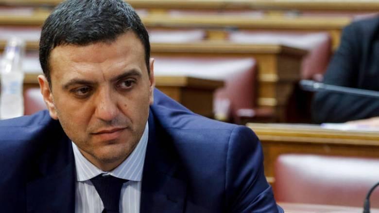 Κικίλιας: Ο ΣΥΡΙΖΑ αντιγράφει όλα τα κακώς κείμενα της Μεταπολίτευσης