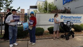 ΗΠΑ: Η Καθολική Εκκλησία απαγορεύει τη μετάληψη σε αιρετούς που ψήφισαν υπέρ των αμβλώσεων