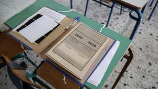 Πανελλήνιες εξετάσεις 2019: Πρεμιέρα σήμερα για τους υποψήφιους των γενικών λυκείων