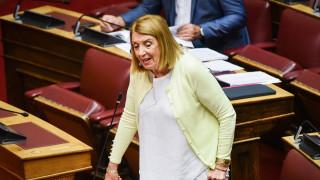 Χριστοδουλοπούλου: Ζητώ συγγνώμη από τον ΣΥΡΙΖΑ, δεν θα συμμετάσχω στις εκλογές