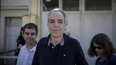 Δημήτρης Κουφοντίνας: Μεταφέρθηκε στο νοσοκομείο