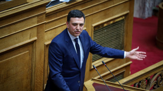 Κικίλιας: Η Χριστοδουλοπούλου ζήτησε συγγνώμη από τους φίλους της, όχι από τον ελληνικό λαό