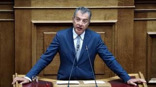 Η τελευταία ομιλία Θεοδωράκη στη Βουλή: Αποχαιρετώ την πολιτική, πολιτικά ηττημένος